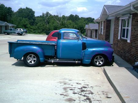 1953 Chevrolet Pick Up