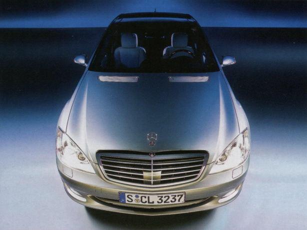 Mercedes Guardian