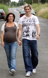 EXCLUSIVE: Fernando Torres & Pregnant Wife Vacation In Spain (US