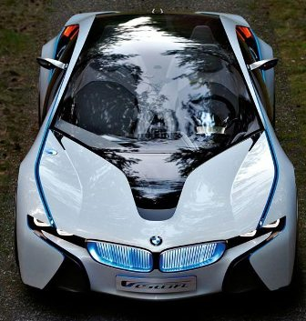 BMW Vision Concept Front