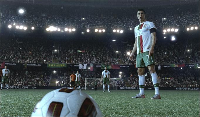 Cristiano Ronaldo In Nike World Cup Ad
