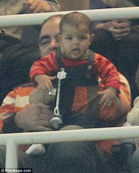 cristiano ronaldo son mother. On Cristiano Ronaldo#39;s Baby